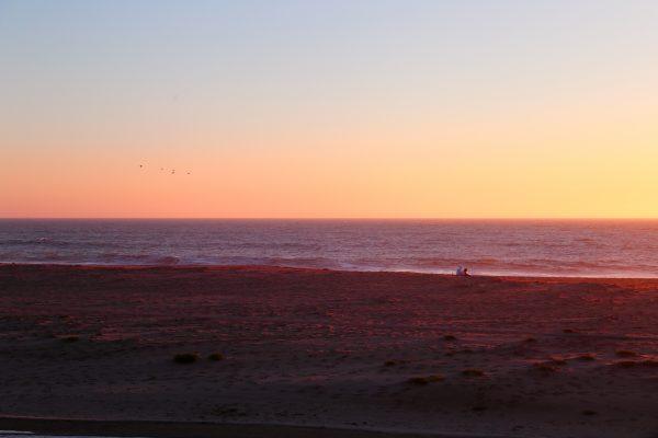 Spiaggia di Los Angeles