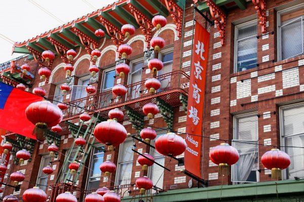 Chinatown a San Francisco