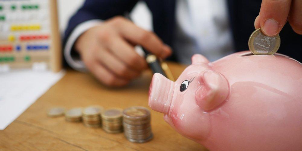 risparmio di soldi con il cashback