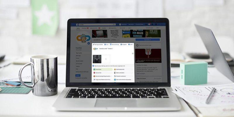 come sponsorizzare un post su facebook